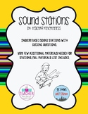 Inquiry Based Sound Stations