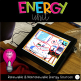 Renewable and Nonrenewable Energy Sources