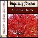 Inquiry Bingo: Fall Theme {Printable and Digital Option}