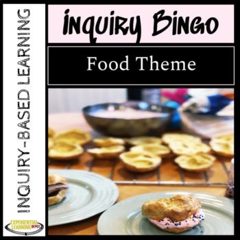 Inquiry Bingo: Food Theme