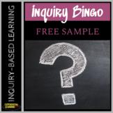 Inquiry Bingo Free Sample