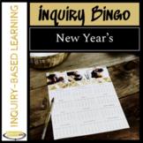 Inquiry Bingo: New Year's