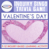 Inquiry Bingo: Valentine's Day