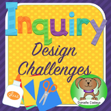 Inquiry Design Challenges (MAKERSPACE)