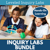 Inquiry Labs Bundle - Differentiated Inquiry Labs for Middle School Science