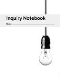 Inquiry Notebook for Guided Inquiry, Genius Hour, Passion
