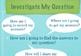 Inquiry Process Poster Set