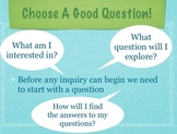 Inquiry Process Poster Set