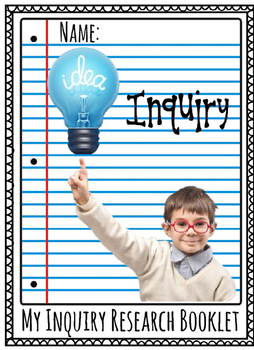 Inquiry Process Booklet