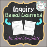 Inquiry Based Learning (Template)