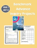 Inquiry Projects, PBL, Benchmark Advance Gr 2 Unit 10