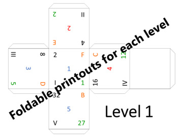 Inquiry Puzzle Cubes