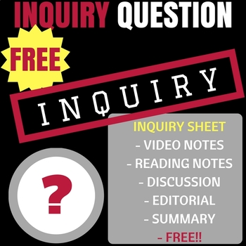 Inquiry Question Guide
