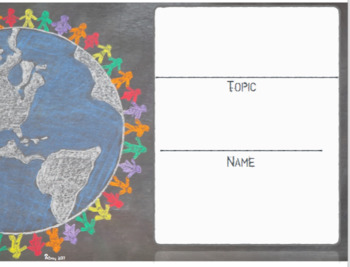 Inquiry/Research Booklet for Students-KWHLAQ Key Concepts