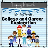 Inquiry Research--College and Career Exploration Project U