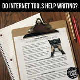 Inquiry Research Project for ELA: Can the Internet Make You a Better Writer?