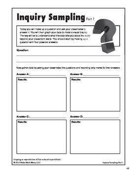 Inquiry Sampling Part 1