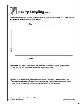 Inquiry Sampling Part 2