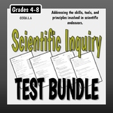Inquiry Science Test Bundle