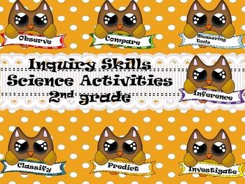 Inquiry Skills, Science Activities
