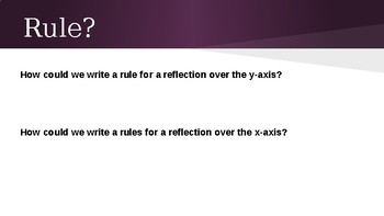 Inquiry Style Reflections