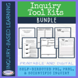 Inquiry Based Learning Activity Tool Kits Bundle {Printabl