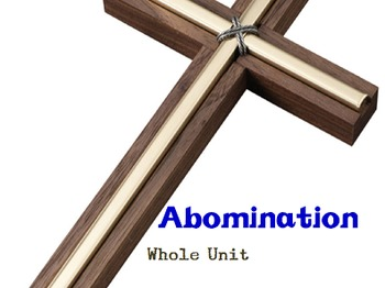 Inquiry Unit: 'Abomination' Robert Swindells