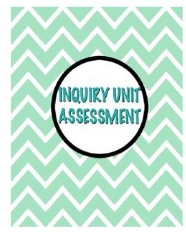Inquiry Unit Assessment