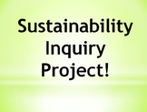 Inquiry Unit Plan - Sustainability Relating to Social Stud