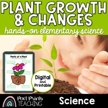 Plant Growth and Changes, Inquiry, Distance Learning