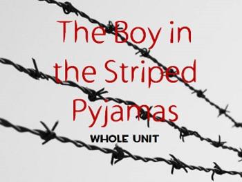 Inquiry Unit: 'The Boy in the Striped Pyjamas' John Boyne