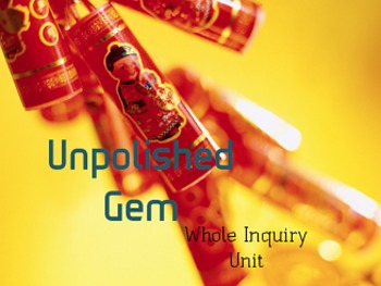 Inquiry Unit: 'Unpolished Gem' Alice Pung