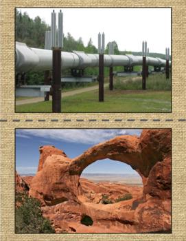 Inquiry Wonder Wall ~ U.S. National Parks