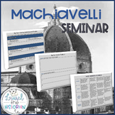 Inquiry-based Seminar: Machiavelli's The Prince
