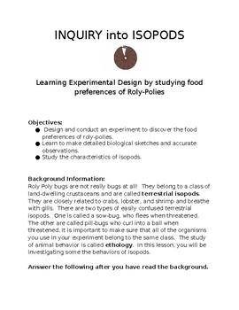 Scientific Inquiry Lab