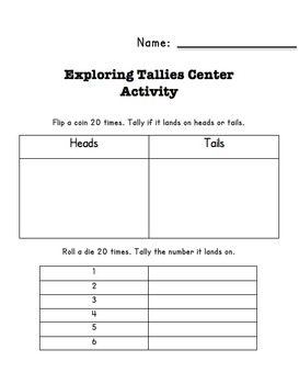 Inrtoduction to Tallies