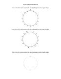 Inscribing polygons in circles