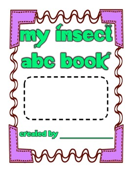 Insect ABC Book