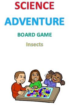 Science Adventure Board Game