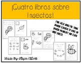 Insect Books in Spanish