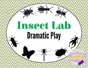 Insect-Bug Lab Dramatic Play