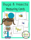 Insect & Bugs Measurement Cards