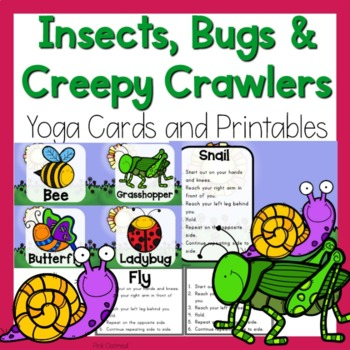 Insect, Bugs, and Creepy Crawlers Movement Pack