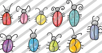 Insect Bugs clip art