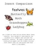 Insect Comparison