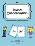 Insect Concentration