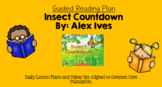 Insect Countdown (Level D) Guided Reading Lesson Plan