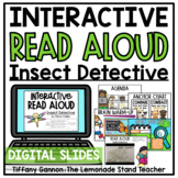 Insect Detective Compare and Contrast Digital Read Aloud G