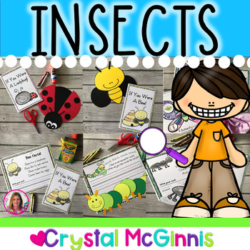 Insect Fun for Young Learners! (Crafts, Books, Posters, Writing, & Much More)