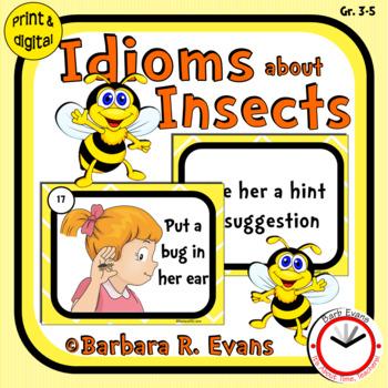 IDIOMS: Idiom Activity, Idioms, Idiom Literacy Center, Idi